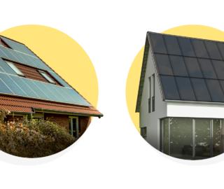Dach solarny vs. zwykłe dachówki + panele słoneczne.