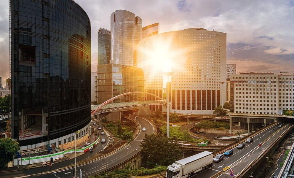 Ekologiczne miasta przyszłości - zdjęcie
