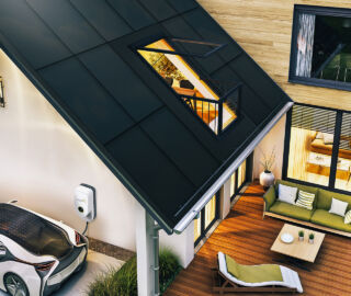 Dach solarny SunRoof - zdjecie