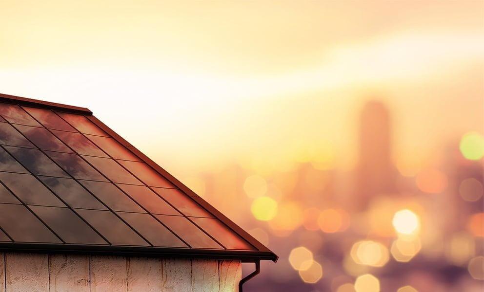 SunRoof Najefektywniejszy dach solarny - zdjęcie